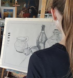 Individualne Lekcie Kresby A Maľby Miro Vytvarne Kurzy